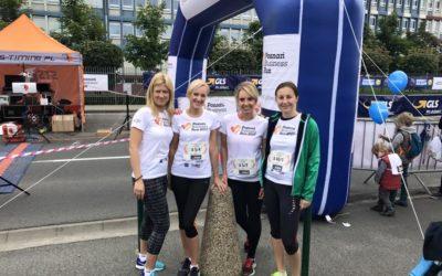 Zespół Profesji charytatywnie podczas Poland Business Run